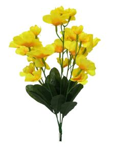 Flor orquidea 55cm color...