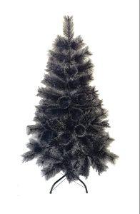 Árbol negro de navidad 210cm
