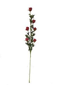 Flor espuma 70cm color rojo