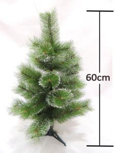 Árbol verde de navidad 60cm