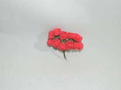 12头小玫瑰 红