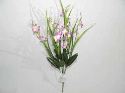 6叉香水兰 35cm 紫(12 unidades)