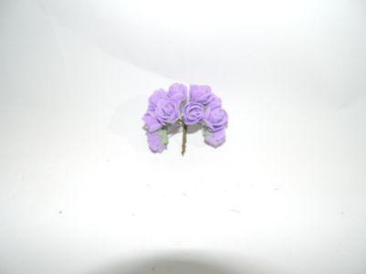 12头小玫瑰 紫