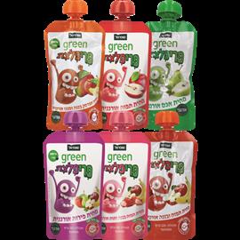 <!--begin:cleartext-->₪ קנה 6 יחידות ממגוון פריפלצת מחית פירות אורגני 120 גרם שופרסל במחיר 20<!--end:cleartext-->