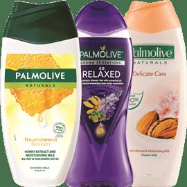 <!--begin:cleartext-->₪ קנה 3 יחידות ממגוון סבון רחצה פלמוליב 500 מ''ל במחיר 25<!--end:cleartext-->