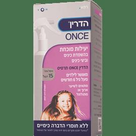 הדרין ספריי ONCE 100 מ