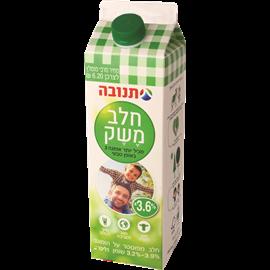 חלב משק 3.8%-3.5%