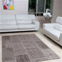 שטיח פאטץ אפור