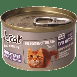 <!--begin:cleartext-->קנה לה-קט דליקטס דגי אוקינוס 85 גרם ,ב 50% הנחה<!--end:cleartext-->