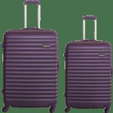 סט 2 מזוודות ABS כללי