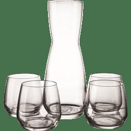 סט קארף+ כוסות 5 חלקים כללי