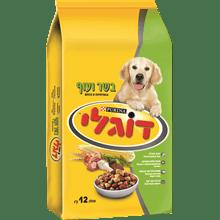 מזון יבש לכלבים דוגלי