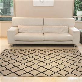 שטיח גאומטרי מעוינים