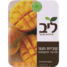 <!--begin:cleartext-->₪ קנה ממגוון פירות אורגניים מוקפאים ליב 300 גרם במחיר 20.90 ₪ במקום 24.90<!--end:cleartext-->
