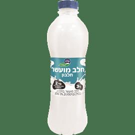 חלב מועשר בחלבון 3%