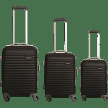 סט 3 מזוודות ABS א.א. מעיינות בע