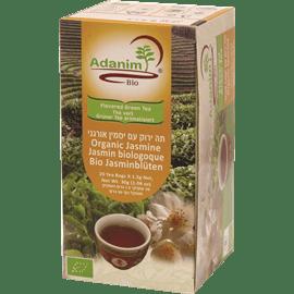 תה ירוק יסמין אורגני