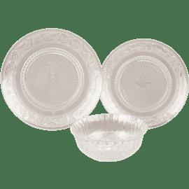 סטים אוכל זכוכית GALA HOME