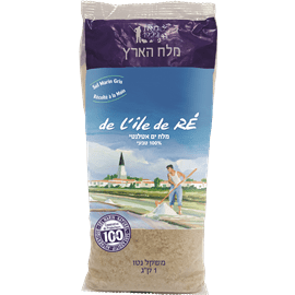 מלח ים אטלנטי טבעי
