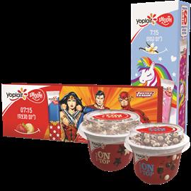 <!--begin:cleartext-->קנה ב 29.90 ₪ ממגוון חלב ומוצריו, קבל ממגוון בקבוק מותג גיבורי על במתנה<!--end:cleartext-->