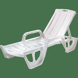 מיטת שיזוף פלורידה לבן