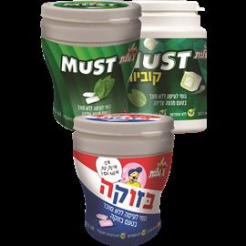 <!--begin:cleartext-->₪ קנה 3 יחידות ממגוון מסטיק ללת''ס בקבוקון מאסט במחיר 20<!--end:cleartext-->