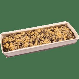 עוגה עם מלית שוקולד בחוש
