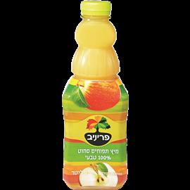 מיץ תפוחים סחוט 100%