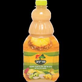 מיץ טרופי+גויאבה ואננס