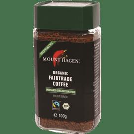קפה נמס אורג.מיובש בהקפא