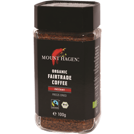 קפה נמס מאונט האגן אורגנ