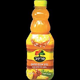 מיץ תפוז בננה פסיפלורה