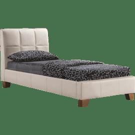 מיטת יחיד מרופדת