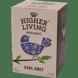 תה ירוק ארל גריי אורגני