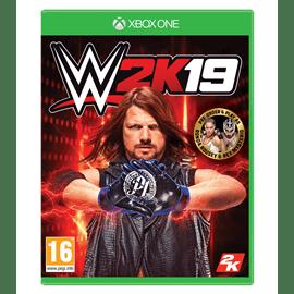 משחק וידאו WWE 2K19