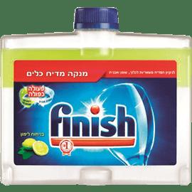 פיניש מנקה מדיח לימון