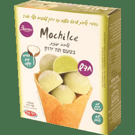 מוצ'י גלידת שרבט תה ירוק