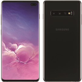 Samsung S10 PLUS שחור . SAMSUNG