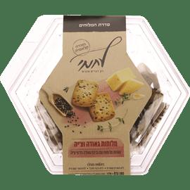 עוגיות מלוחות גאודה וציה