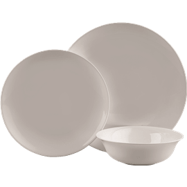 <!--begin:cleartext-->₪ קנה סט אוכל זכוכית לבנה 18 חלקים GALA HOME במחיר 59 ₪ במקום 99<!--end:cleartext-->