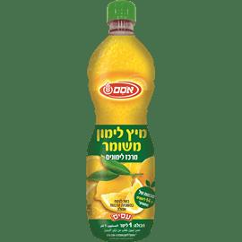 מיץ לימון משומר