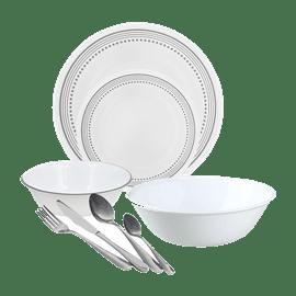 סטים אוכל קרמיקה/פורצלן CORELLE