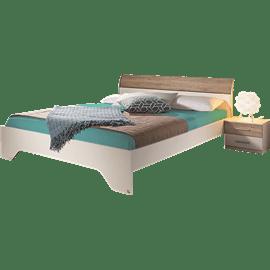 מיטה זוגית+שידות 160/200 עין חרוד