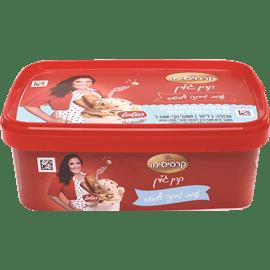 עוגת גבינה ולוטוס קרין