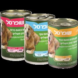 <!--begin:cleartext-->₪ קנה 3 יחידות ממגוון מזון לכלב 400 גרם שופרסל במחיר 10<!--end:cleartext-->