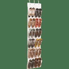 אחסון נעלים לדלת