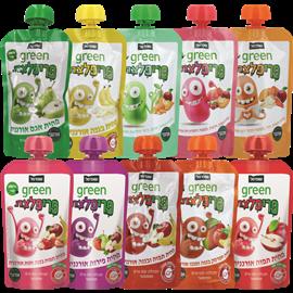 <!--begin:cleartext-->₪ קנה 10 יחידות ממגוון פריפלצת מחית פירות אורגני 120 גרם שופרסל במחיר 30<!--end:cleartext-->