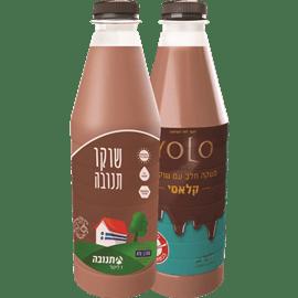 <!--begin:cleartext-->קנה 2 יחידות ממגוון משקאות חלב ליטר קבל את השני ב- 50% הנחה (הזול מביניהם)<!--end:cleartext-->