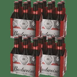 <!--begin:cleartext-->₪ קנה 4 יחידות בירה באדוויזר בדוויזר 6 * 330 מ''ל במחיר 100<!--end:cleartext-->
