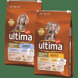 <!--begin:cleartext-->קנה 2 יחידות ממגוון אולטימה מזון לכלבים 7.5 ק''ג קבל את השני ב- 50% הנחה (הזול מביניהם)<!--end:cleartext-->